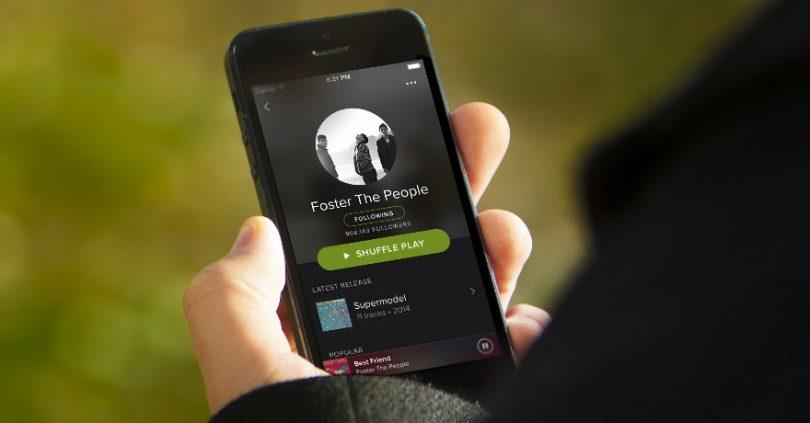 Spotify tjekker nu om der snydes med familie-abonnenter