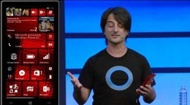Microsoft har præsenteret Windows Phone 8.1 – se de mange nyheder her