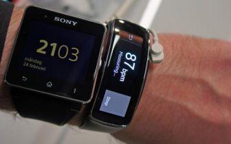 Galaxy Gear Solo – Smartwatch med sim-kort