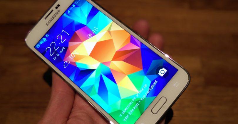 Samsung Galaxy S5 test – Når en topmodel ikke når i mål
