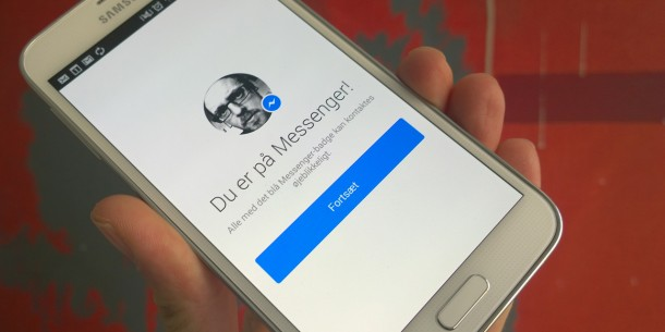 facebook apps messenger