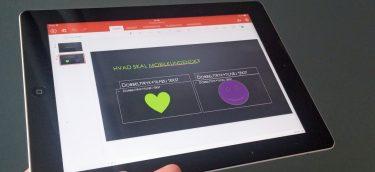 Test: Microsoft Office til iPad
