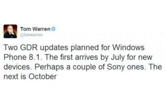 Tech-site: Windows Phone fra Sony til sommer