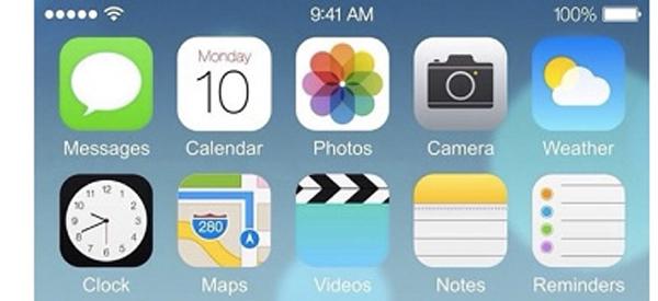 Billede: Sådan ser iOS ud på store iPhone 6