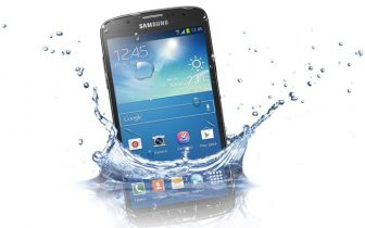 Samsung Galaxy S5 Active test: Forsinket hård hund