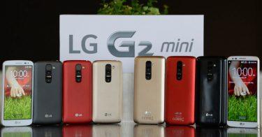 LG G2 Mini klar til Danmark – se pris