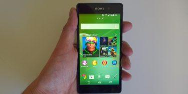 Sony Xperia Z2 klar til salg i Danmark 5. maj