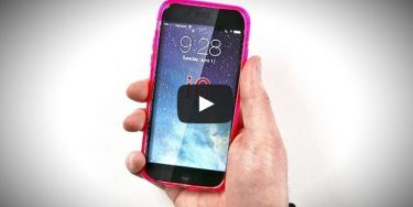 iPhone 6 cover vist frem i video