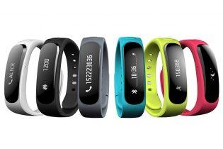 Huawei Talkband B1 test: Snak og sundhedstjek