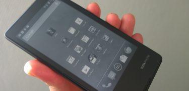 YotaPhone test – Vent på næste generation