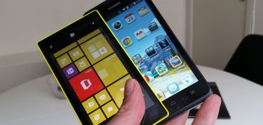 Test: De bedste af de billige smartphones