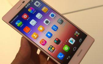 Huawei Ascend P7 – billeder