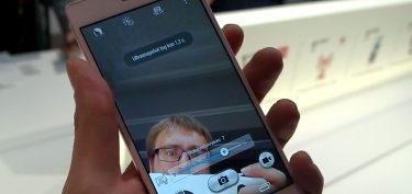 Så hurtig kan du tage et billede med Huawei Ascend P7 (video)