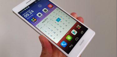 Huawei fortsætter successen