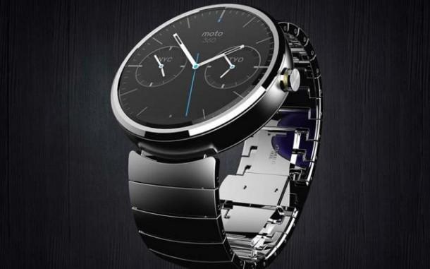 Motorola: Alle andre smartwatch er usle
