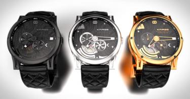 Smart hybrid smartwatch med oled-skærm
