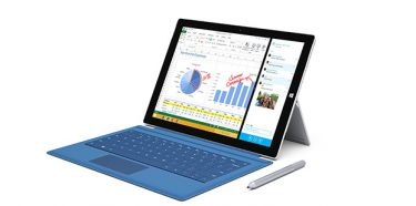Surface Pro 3 – specifikationer