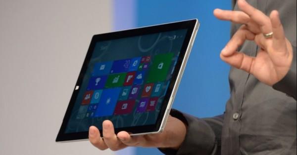 Microsoft Surface Pro 3 lanceret