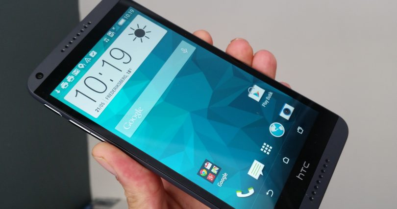 HTC Desire 816 – første indtryk