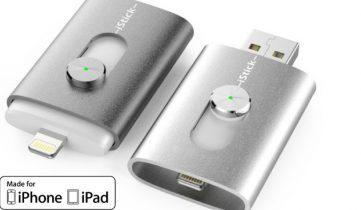 iStick: USB-stik til iPad og iPhone smadrer eget mål