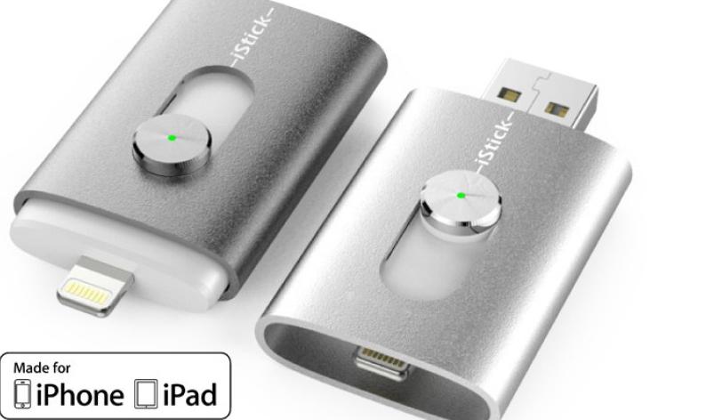 iStick: USB-stik til iPad og iPhone smadrer eget mål - Mobil.nu