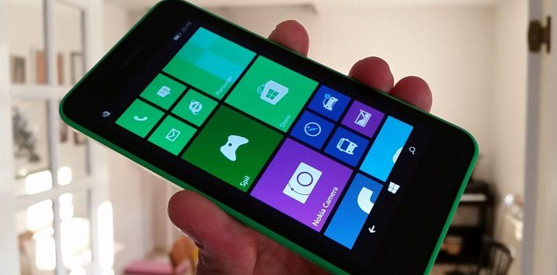 Nokia Lumia 630 test og pris: Fremragende til prisen