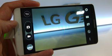 LG G3 smadrer alle i batteritest