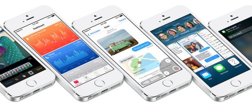 Derfor er Apple ikke sindssyge: iOS 8 er den største lancering siden App Store