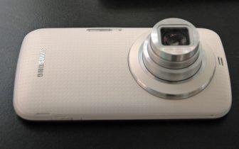 Samsung Galaxy K Zoom test: Fotogigant