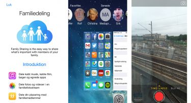 Vi har prøvekørt iOS 8