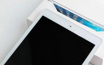 iPad Air 2 – her er de første billeder