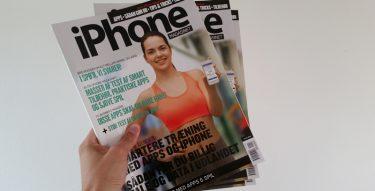Nyt nummer af iPhone Magasinet i butikkerne nu