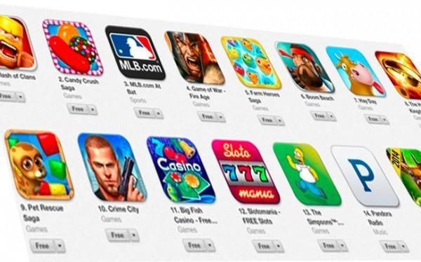 Apps nu større end det mobile net