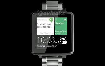 Video viser HTCs smarte Android-ur