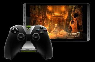 Nvidia kommer med 8-tommer tablet til spil