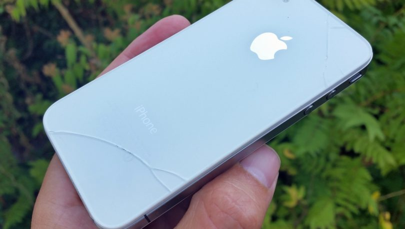 Apple: Reparerer andre end Apple iPhone-skærmen bortfalder garantien ikke