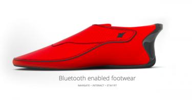 Nu kommer de smarte sko