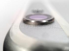 Billeder viser kamera og detaljer på iPhone 6