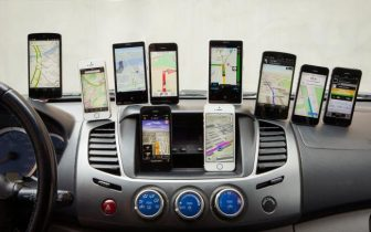 Supertest: GPS-apps