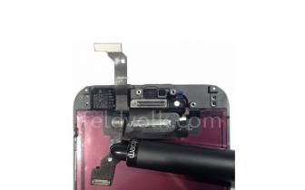 Sådan ser iPhone 6 ud under coveret