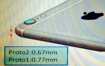 Rygte: iPhone 6 får udstikkende kamera