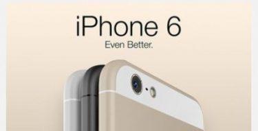 iPhone 6 afsløret af en af verdens største operatører