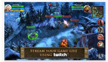 Twitch og Gameloft indgår partnerskab til at dække flere iPhones og iPads