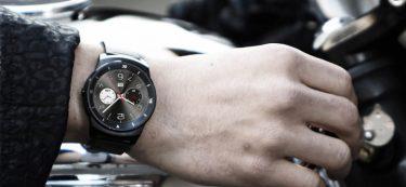 LG G Watch R er smartwatch der ligner rigtigt ur