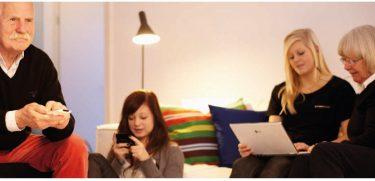 Moderne teknologi gør de ældre yngre