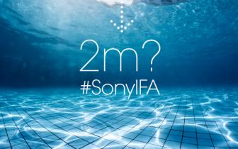 Sony Xperia Z3-modeller vandtætte ned til 2 meter
