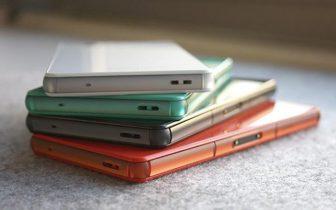 Her er Sony Xperia Z3 Compact på billeder