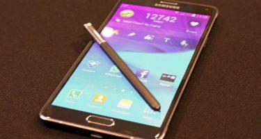 Samsung Galaxy Note 4 – se specs og pris