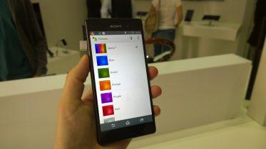 Sony Xperia Z3 første indtryk