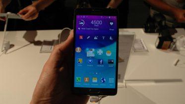 Første indtryk af Samsung Galaxy Note 4